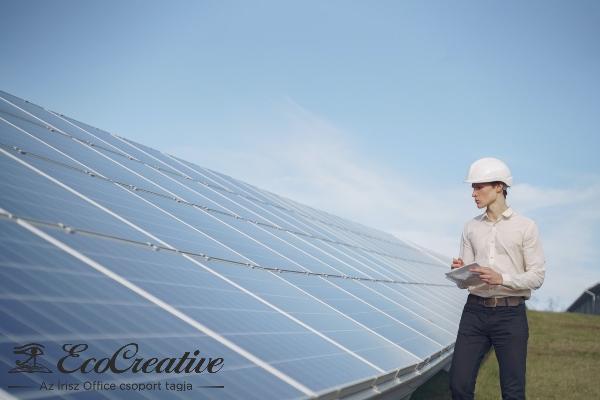 Megújuló energia használatát, energiahatékonyság növelését célzó épületenergetikai fejlesztések támogatása